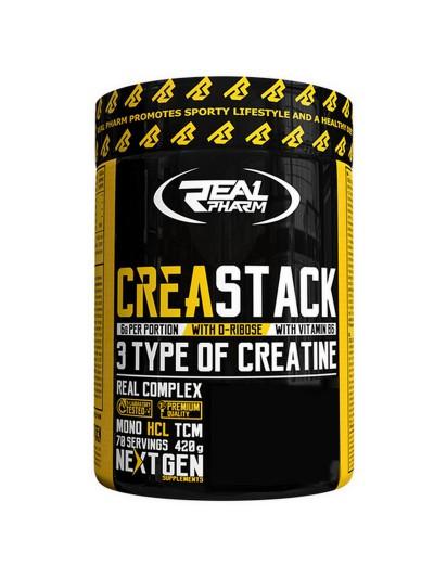 Real Pharm Crea Stack 420g