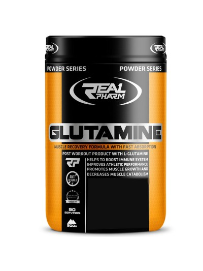 Real Pharm Glutamine...