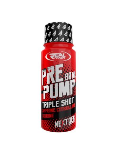 Real Pharm Pre Pump Shot 80ml