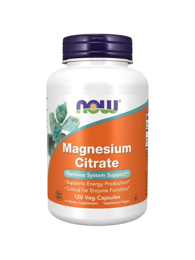 NOW Foods Magnesium Citrate...
